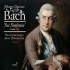 Johann Christian Bach SEI Sinfonia 8424562206083 CD