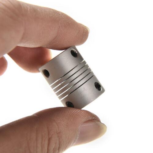 Motor Jaw Shaft Coupler Flexible Plum Wellenkupplung CNC-Schrittmotor KoppleCN
