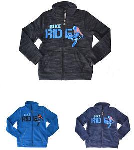 Kinder-Sweatjacke-Neu-Jungen-Sweatjacke-Kinder-Jacke-Bis-146-Jungen-Jacke-COOL