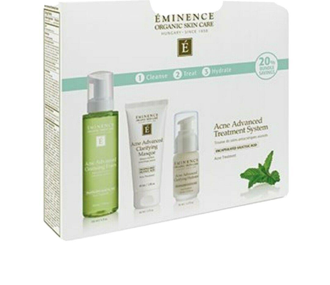 Eminence Organic Skin Care, Advanced Acne Collection, Half Price 2