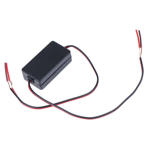 12V DC Power Relay Capacitor Filter Rectifier fits Car Rear View Backup CamCRDI
