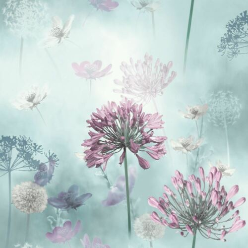 Arthouse Spring Meadow Floral Pattern Wallpaper Flower Leaf Motif 697400