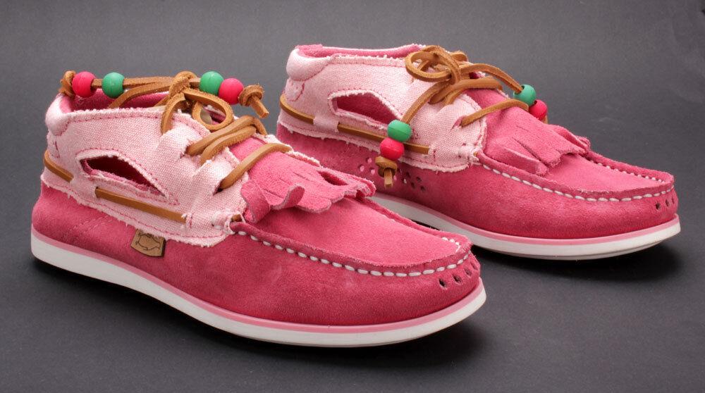 Dolfie 0c8ec7 7 Schuhe Landom HI 7 Dolfie Pink Suede 0c8ec7 Dolfie ... df1e04