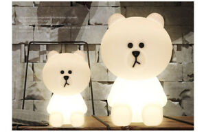 Brown Bear Lamp By Mr Maria Dimmable Led Night Light Miffy S Friend