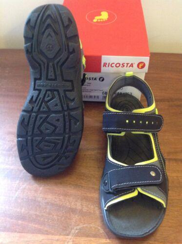 Ricosta Boys//Mens Washable Tajo High Tech Leather Sandals    £36-£45   BNIB