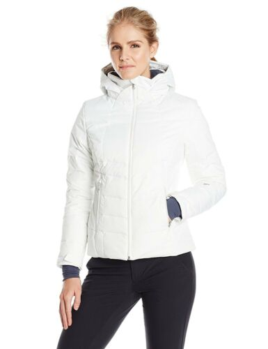 Fabric Spyder Linen Hvid Womens Alia Jacket Nwt ww4gRqOW