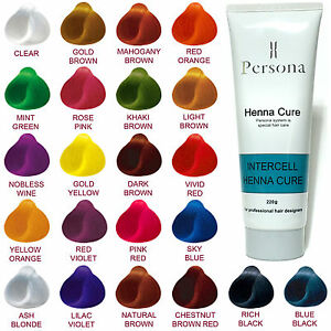 Image Gallery Henna Hair Dye Colors