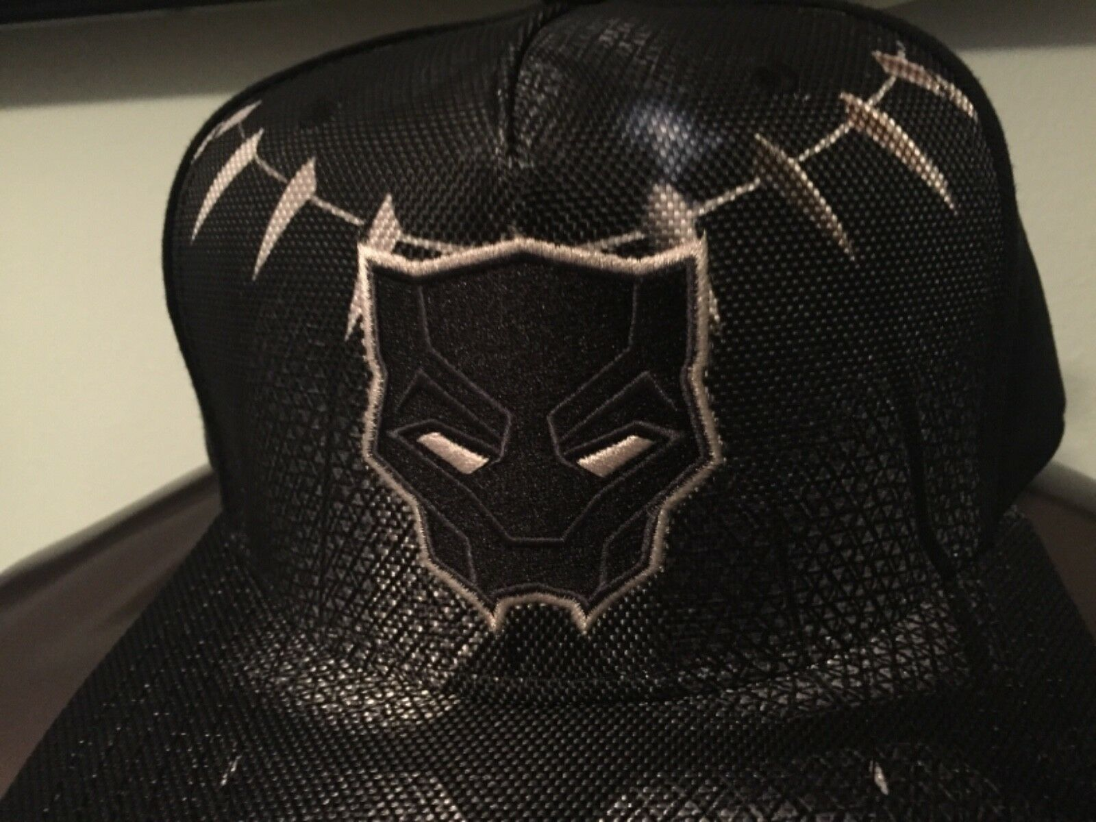 the best attitude a10dd b0c98 ... closeout infinity war the avengers marvel 3 black panther marvel  avengers movie mens snapback hat cap