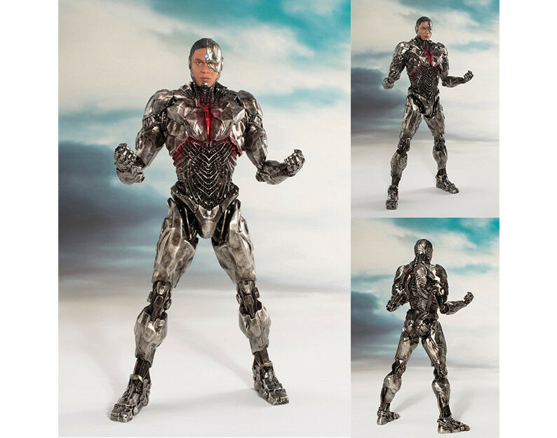 Justice League Movie  - Cyborg ArtFX+ Statue  online economico