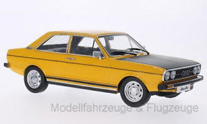 Kkdc 180031 audi, 80 gte, dark yellow matt-blacktüren and hoods if 1 18