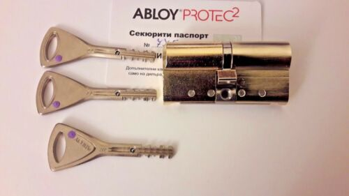 ABLOY PROTEC2 CY332T High Security Cylinder lock //Inforced Version
