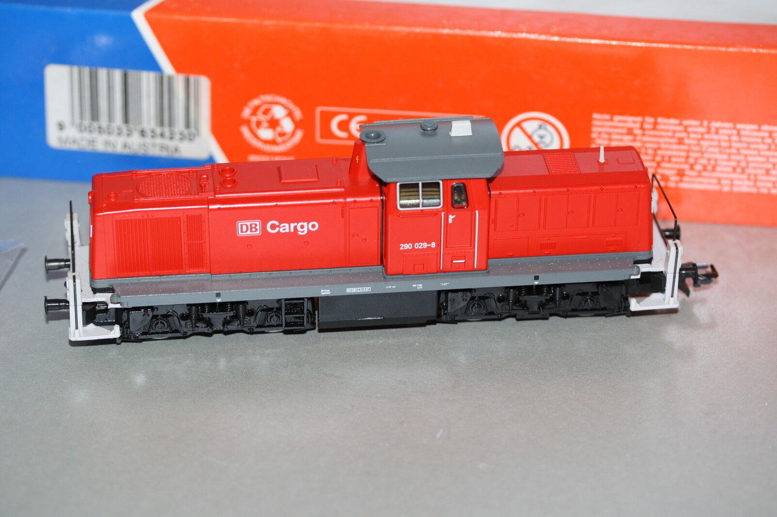 ¡no ser extrañado! Roco 63423 diesellok serie 290 029-8 029-8 029-8 DB Cochego DSS Spur h0 OVP  Mercancía de alta calidad y servicio conveniente y honesto.