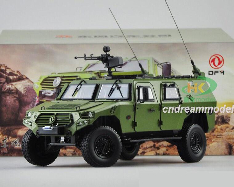 18 dongfeng motor neue militärische gepanzerten krieger suv druckguss - modell