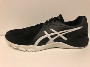 Asics conviction X Men Fitness Shoes Sport Trainers S703N-9790 Grey NEW
