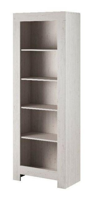 Bmf Renee 1 Modern Bookshelf Bookcase 70cm Wide Shelves Living