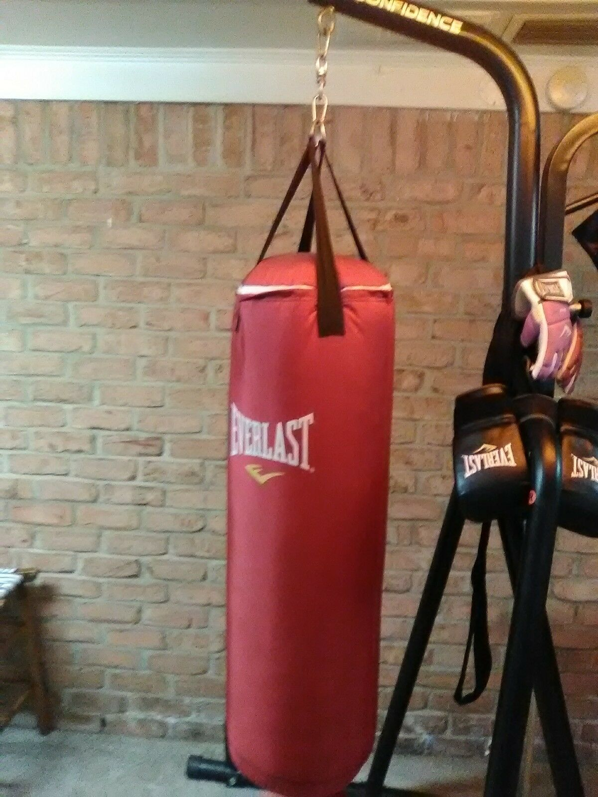 Confidence Everlast Bodybag Speed Bag
