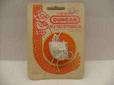 Vintage 1987 Duncan Yo-Yo Genuine Strings 5 Pack #3276AA Made in USA