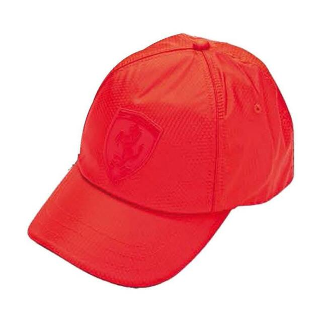 210905238879f Ferrari gorra Lifestyle roja