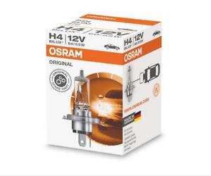 1 X 12v H4 55 60w Osram Original Bilux Car Bulb Headlight Halogen Lamp 64193 4050300001470 Ebay