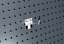 Crochet-support-coude-75mm-pour-tole-perfore-BOTT-14001121 miniature 2