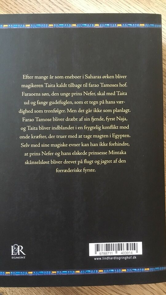 Magiens Mester, Wilbur Smith, genre: roman