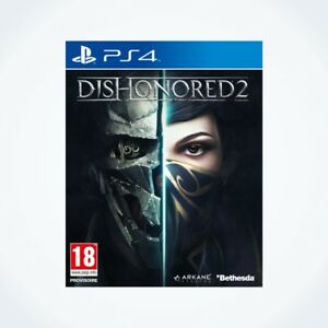 DISHONORED-2-sur-PS4-Neuf-Sous-Blister-Version-FR