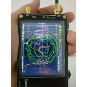 Digital-Display-Screen-50KHz-900MHz-Nano-VNA-Vector-Network-Analyzer-HF-VHF-UHF