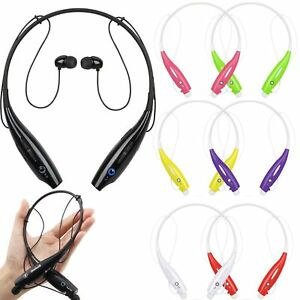 bluetooth headset stereo wireless kopfh rer sport handfree. Black Bedroom Furniture Sets. Home Design Ideas