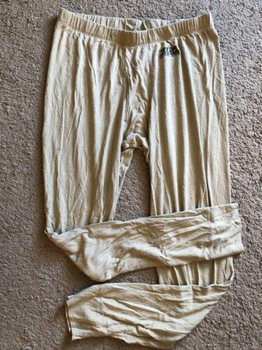 XGO Men/'s LARGE Flame Retardant Lightweight Long John BOTTOM Pants Military Unif
