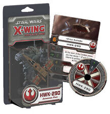 Star Wars X-WING Miniatures HWK-290 Expansion Pack GIOCHI UNITI