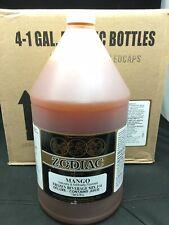 4 1 Gallon Slush Mix Drink Concentrate Premium 1 Mango Frozen Beverage Mix Case