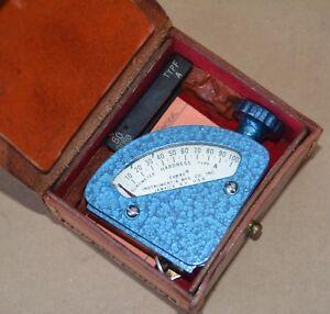 SHORE DUROMETER Type A Hardness Tester - SHORE BRAND ORIGINAL (BLUE)