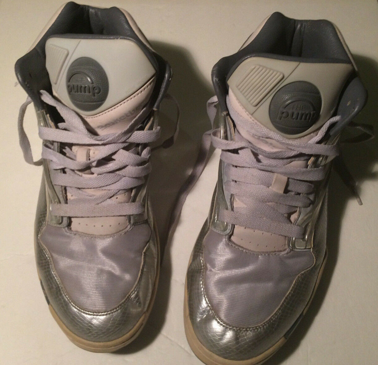 Limited Edition Reebok Pump Omni Lite Audet Shoes- Size 12