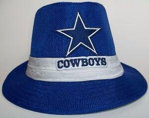 76f3bb196a Cowboys Hat Fedora For Men For Women NATION FAN BLACK FRIDAY ...