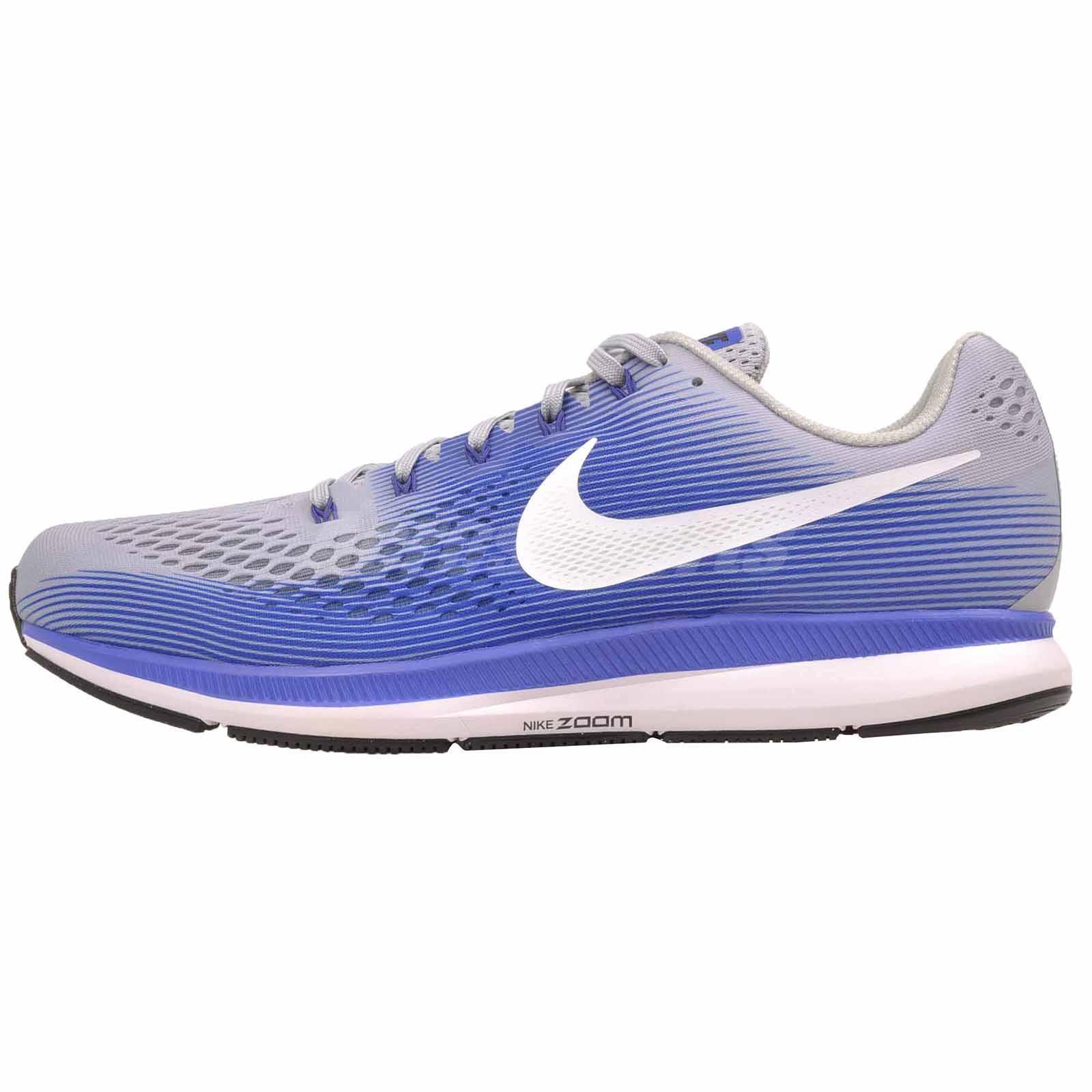 Nike air air air zoom pegasus 34 (4e), scarpe da corsa mens ampia grigio blu 880557-007 | Ottima classificazione  | Sig/Sig Ra Scarpa  410a5d