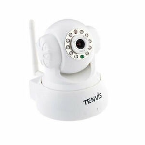 CAMARA-IP-TENVIS-WIFI-PARA-PC-IOS-ANDROID-SMARTPHONE-TABLET-WEBCAM-CAMERA-BEBE-B