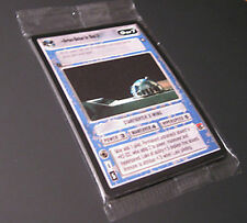 STAR WARS CCG SWCCG: THIRD ANTHOLOGY SEALED 6-CARD SET MINT
