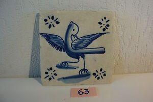 C63-Tres-ancien-carrelage-DELFT-XIX-eme-siecle-old-tiles