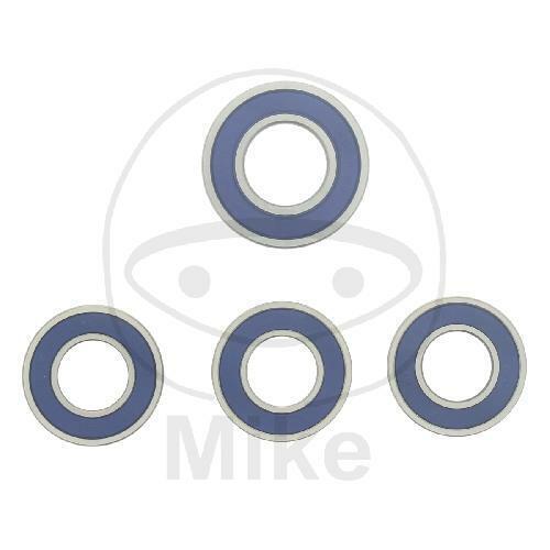 Allballs Roulement de roue Jeu Complet 25-1055