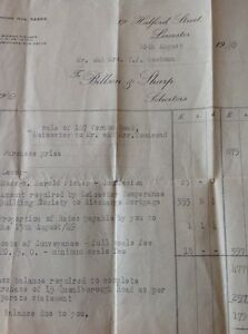 64-6-Leicester-Invoice-1949-Billson-amp-Sharp-167-Vernon-Road-Leicester