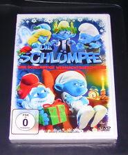 DIE SCHLÜMPFE  EINE SCHLUMPFIGE WEIHNACHTSGESCHICHTE DVD NEU  & OVP