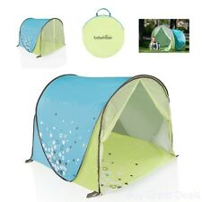 Baby Beach Tent Pop Up Sun Shelter Infant Toddler Kids Lightweight Carry Bag New