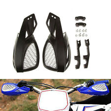 Off Road Dirt Bike Scooter ATV MX Motocross Motorcycle Hand Guards 22mm Black zn