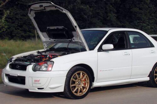 06-07 for Subaru WRX STi Hood LIFT PLUS Gas Strut Imprezza Shock Dampers Lifters