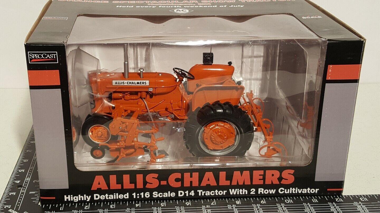 con il 100% di qualità e il 100% di servizio tuttiis tuttiis tuttiis Chalmers D14 w 2 Row Cultivator by SpecCast  in vendita