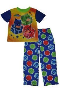 5466e9b8e9e2 PJ Masks Toddler Boys 2-Piece Pajama Pant Set Size 2T 3T 4T  34