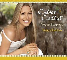 Colbie Caillat - Breakthrough [New CD] Bonus Tracks, Deluxe Edition
