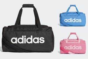 Adidas Unisex ViajesVacaciones Hombre De Título Gimnasio Futbol Ver Deporte Original Bolsa Kit Duffel Detalles Bolso Viaje 0knP8Ow