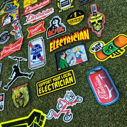 NEW ELECTRICIAN PACK