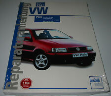 Reparaturanleitung VW Polo III Typ 6N 8 V + 16 V 33 kW - 88 kW GTi 1996 - 1999!